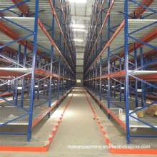 Industrial Warehouse Zinc Plate Storage Vna Pallet Racking