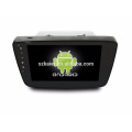 Android 7.1 full touch screen car dvd player/Baleno car gps with Qcta core processor for Suzuki Baleno
