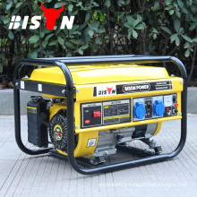 BISON CHINA TaiZhou OHV With Air Cooled Engine Astra Korea 2.5kw 2.5kva GX200 Gasoline Generator