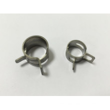 Precision Metal Hose Clamp Parts
