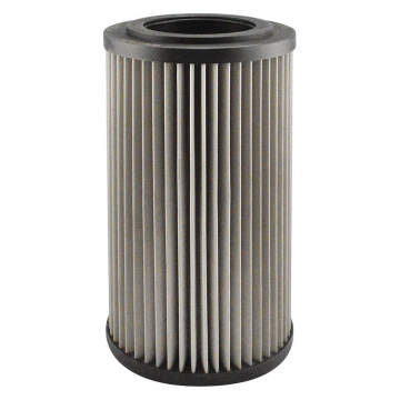 Filter element for liquid air and oil