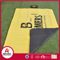 New design family use panel screen printed polar fleece picnic rug