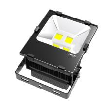 Projecteur imperméable IP65 LED imperméable de la lumière d'inondation de la vente 70W LED