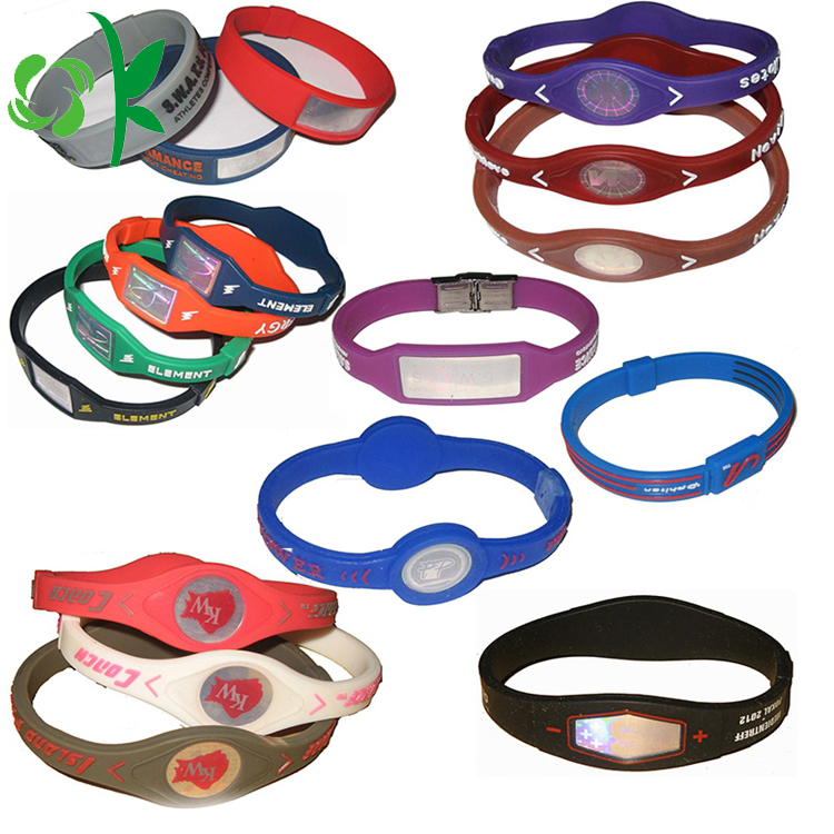 Different Style Silicone Power Bracelet