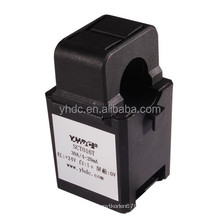 Hall Sensor / split core current transducer output 0-10V or 4-20mA, for DC, AC current