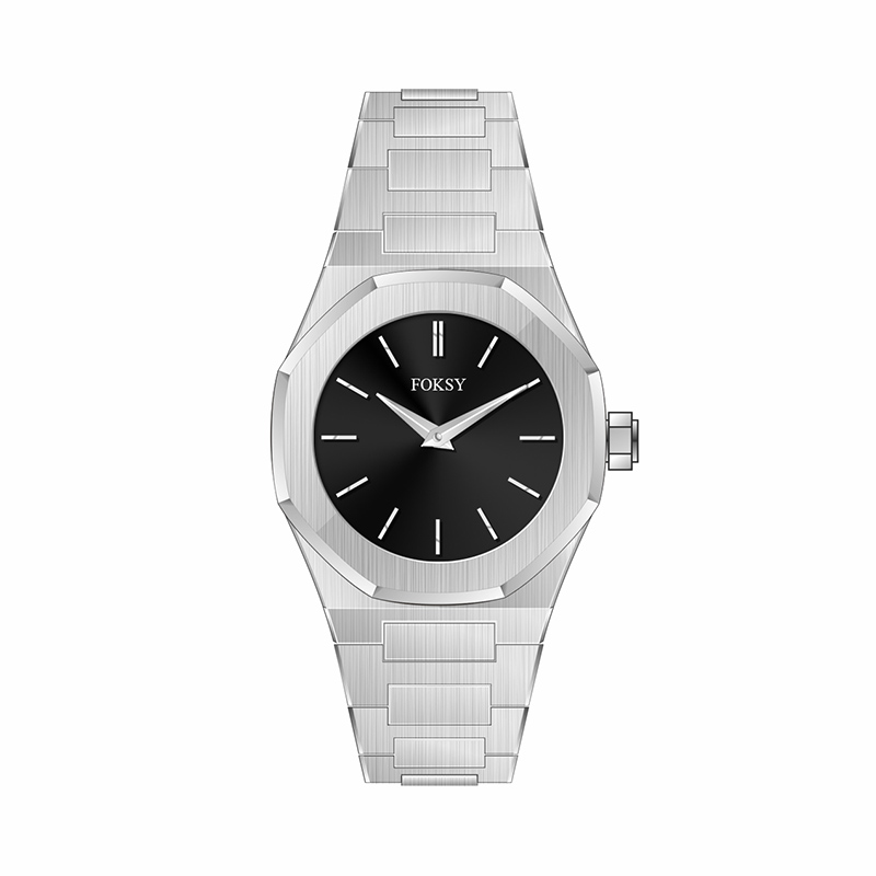 Custom logo small MOQ brand MCE automatic watch