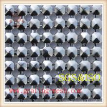Malla decorativa metálica de la cortina del alambre para la venta