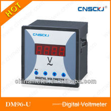 Wenzhou led digital voltmeter DM96-U
