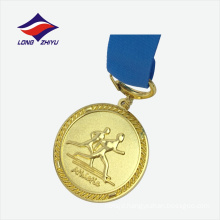 Rounded medals nice big medallion custom cheap award medals