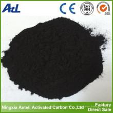 polvo de carbón 1000 medicina utilizada carbón activado