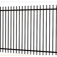 Stahl Metall-Zaun