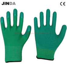 Latex Coated Safety Working Gloves (LS210)
