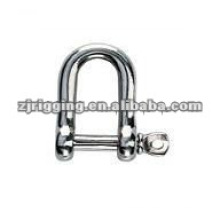 US Type Stainless steel d Shackle