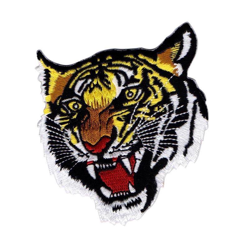 Tiger Patches Dk 2015 A034