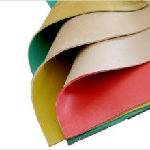 Folha plástica flexível do PVC da espessura de 3mm