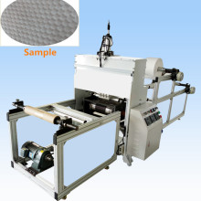 Ultrasonic Non Woven Fabric Piercing Machine untuk Lampin