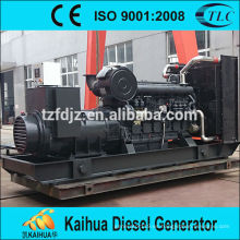 Generador del motor diesel 625KVA para la venta caliente