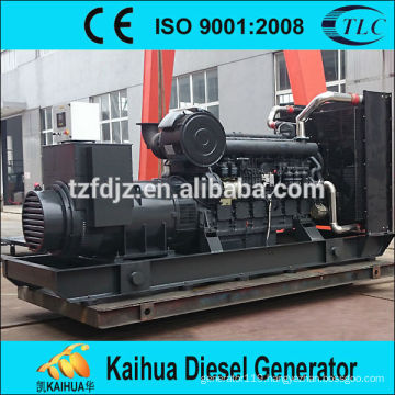 500kw diesel engine generator for hot sale
