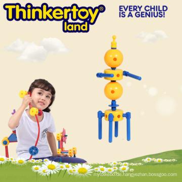 Pädagogische Puzzles Plastik Tangrams Puzzle Spielzeug