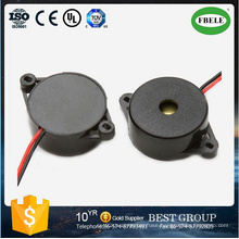 Low Current 22mm 6V/12V/24V DC Piezo Buzzer