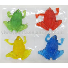 Novelty Funny Stretchy Frog Toy