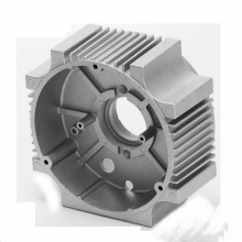 Cast Aluminum Motor Housing