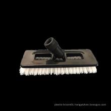 Multipurpose Plastic handle floor cleaner scrubbing brush for kitchen or bathroom