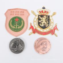 High Quality Metal barcelona badge