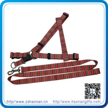 Top Seller Polyester/Nylon Material Reflective Bungee Running Hands Dog Leash/Belts