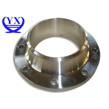 ANSI stainless steel weld neck flange