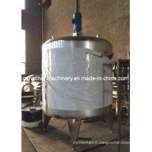 Réservoir d'eau portable en acier inoxydable