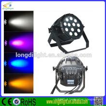 Guangzhou par pode luz, levou par de estágio pode luz, ao ar livre pode luz, led par pode luz