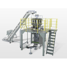 Automatic Plastic Fittings Packaging Machine