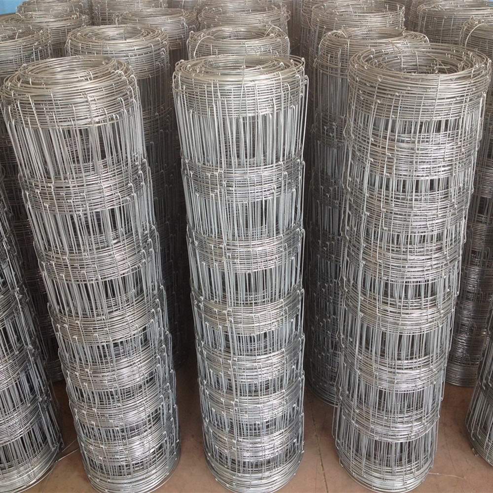 wholesale+factory+cheap+hot+dipped+galvanized++field+fence