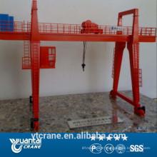 a-frame portique roulant, portique de 25 tonnes, grue portique fiable