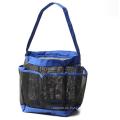 Mesh Dusche Tote Caddy Quick Dry Dusche Tote Bag Bad Organizer Tasche für Shampoo Conditioner Soap und andere Bad-Accessoires