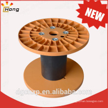 600mm pp empty plastic cable reel