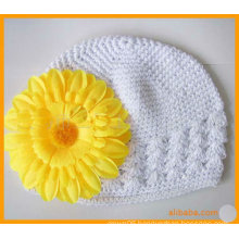 Infant crochet beanie hats