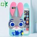 Customized Design 3D Silicone Cartoon Phone Case