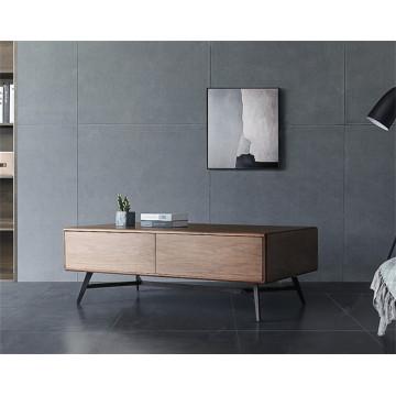Table basse avec tiroirs