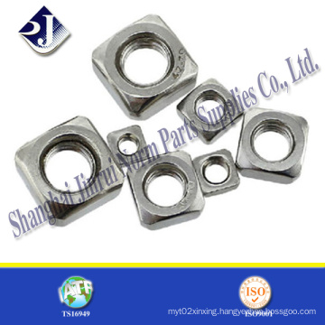 Made in China DIN557 Square Nut