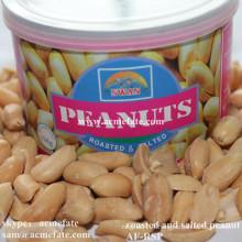 Cacahuète aux cacahuètes, exportateur d'arachides frites en conserve