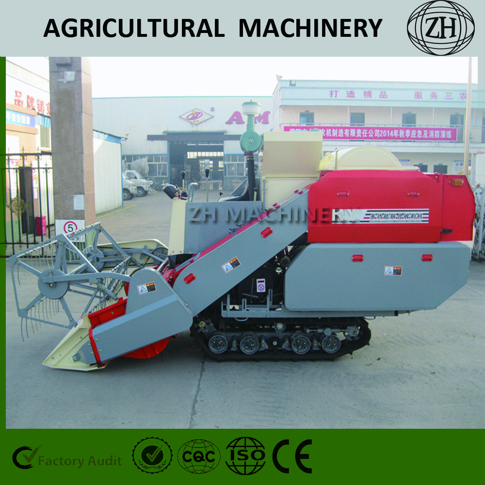 Low Fault Rate Wheat Combine Harvester for Sale