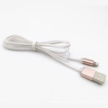 Cabo de dados de alta qualidade colorido Jelly Design USB