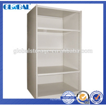 Medium Duty System of Rolled Post Shelving /multi-layer storage system