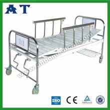 Triple-folding Bed with S.S Bedhead