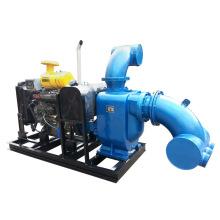 Pompe à eau auto-amorçante de moteur diesel