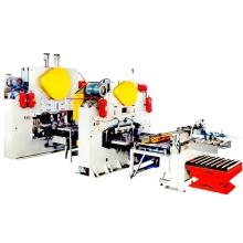 Boîte de 2 pièces automatique faisant la gamme de produits de la machine