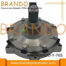 Válvula Pneumática Industrial DMF-Y-76S