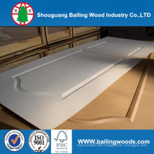 2.7mm / 3 mm Melamine Moulded Door Skin